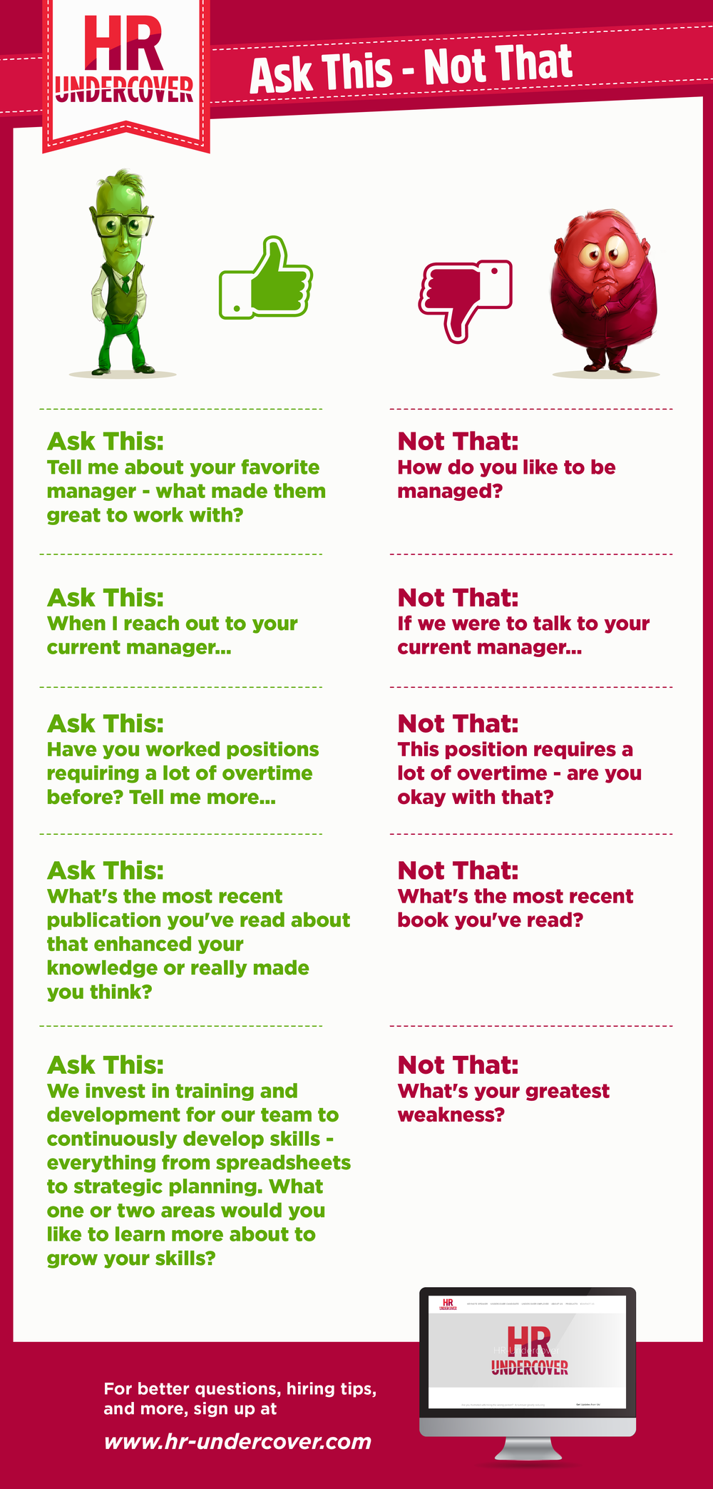 Ask Better Interview Questions!
