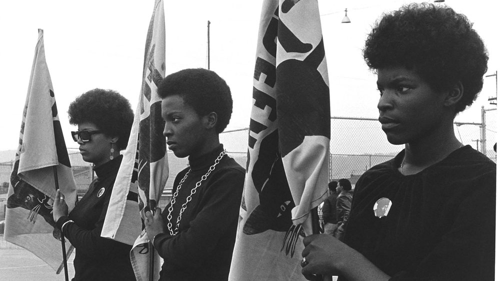 Black Panthers: Vanguard of the Revolution  | PBS promotional image