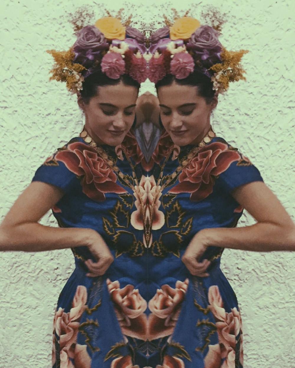 Oaxaca Goddess Inspiration -