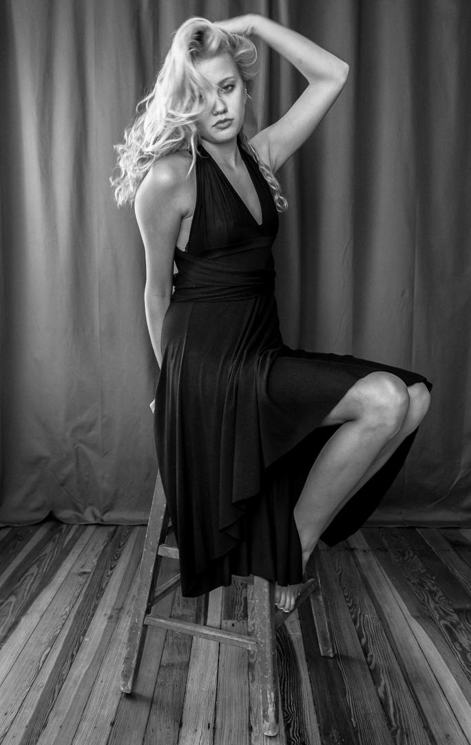 Model Sydney Strickler