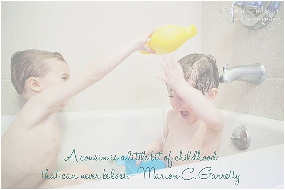 cousins-childhood-quote-sarah-lehberger