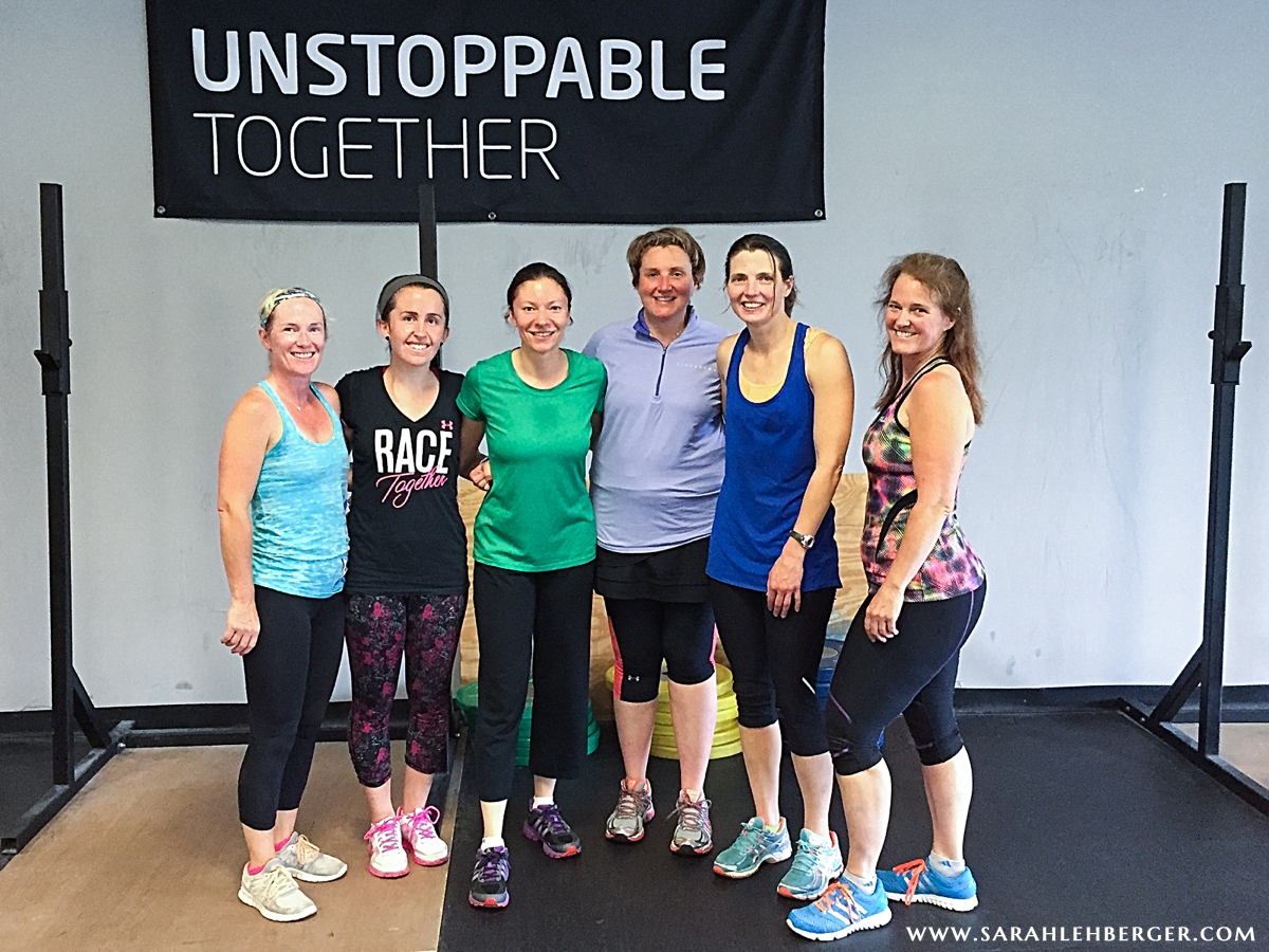 crossfit-tritown-unstoppable-ladies