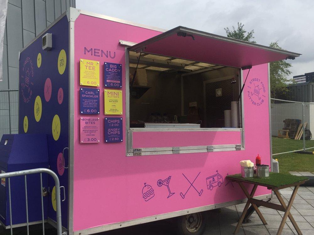 Scottish Street Food Festival, May 2017