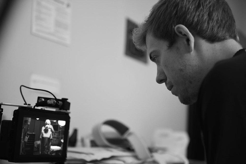 Assistant Camera Pulling Focus