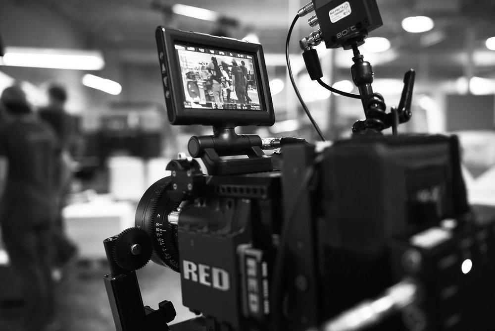 RED Epic Digital Cinema Camera