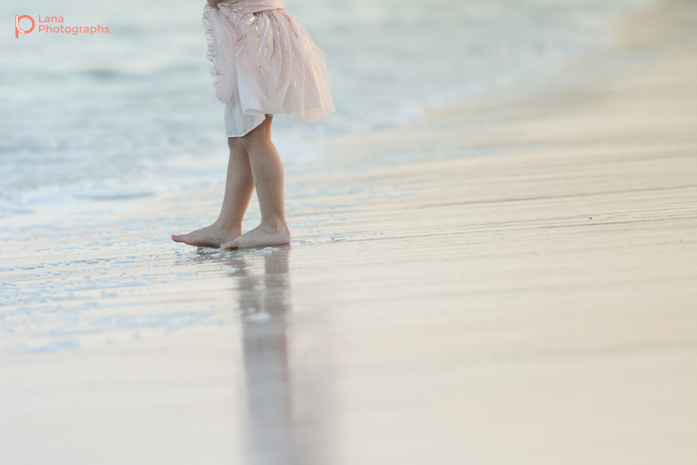 Beach Family Photography in Dubai