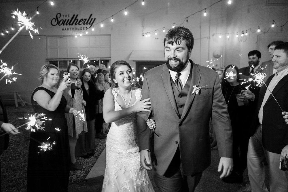Congrats Mr. & Mrs. Baird!