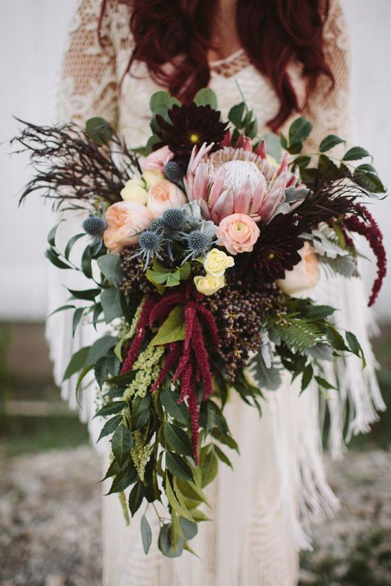 VIA:  Boho-Weddings