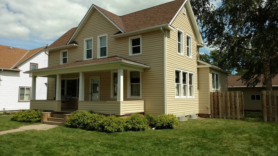 exterior remodeling roofing windows siding lincoln, ne