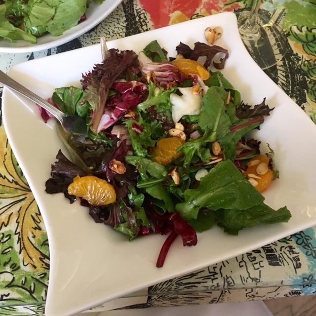 Mista Salad.