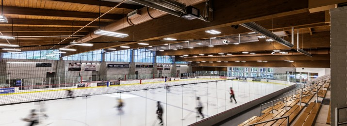 Paul Hruby Ice Arena