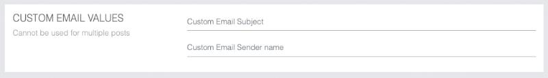 Sociuu email sender