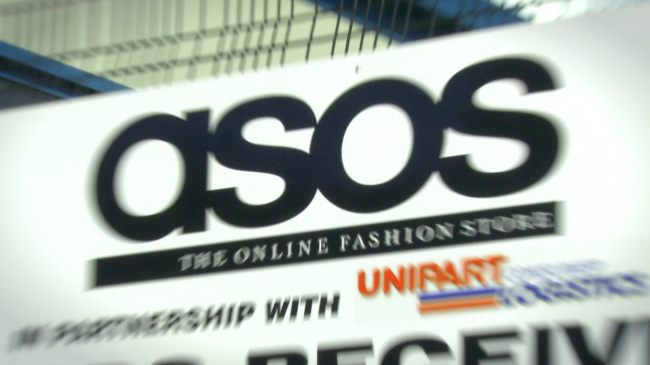 'ASOS - behind the scenes' for Asos LTD./Mike Taylor