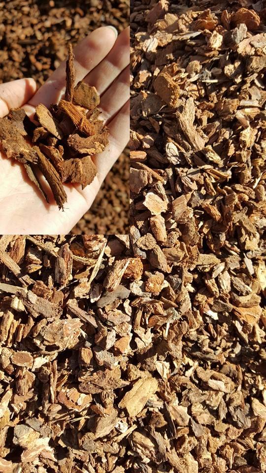 Bin #1: Small Deco Bark
