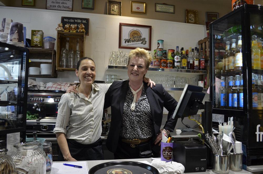 Besitzerinnen: Simona Della Bona & Katiuscia Campo Bagatin