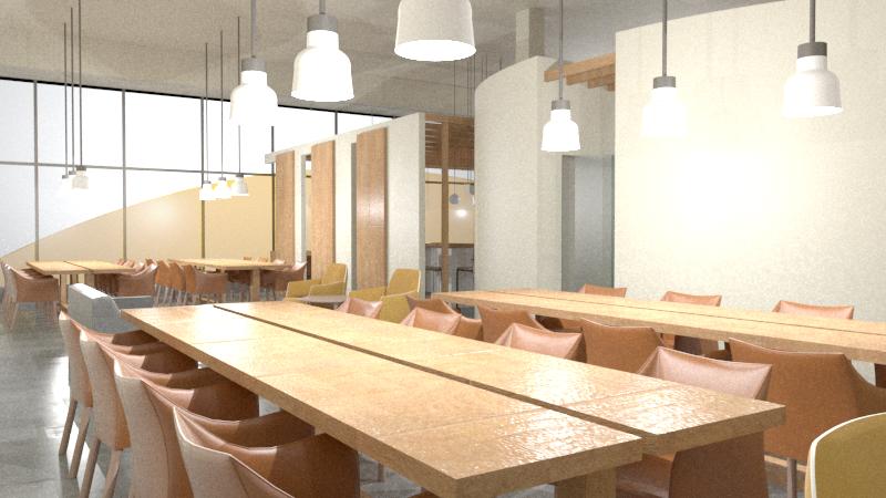 Bossladies creative co-working workspace wine bar coffee shop worksesh