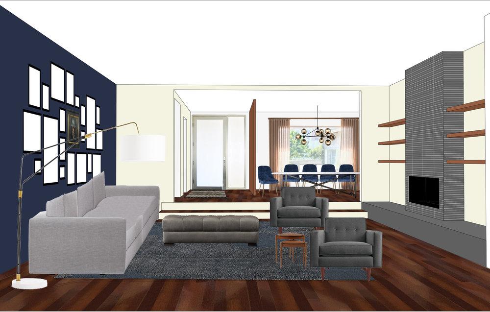Home Renovation - encino