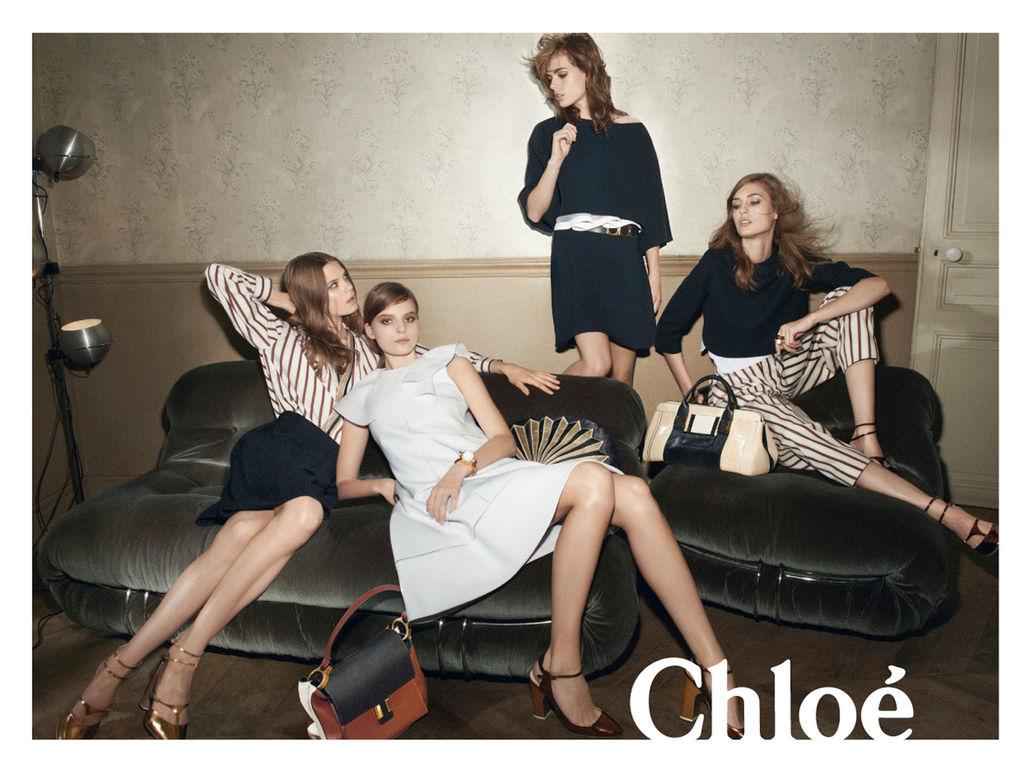 Chloe SS13
