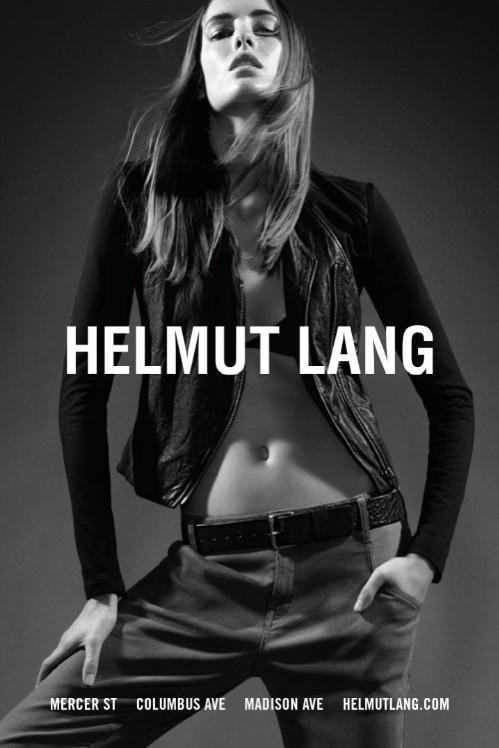 Nadja Helmut Lang ss13