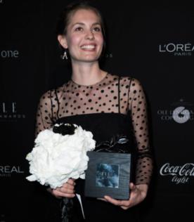 Nadja Elle style awards