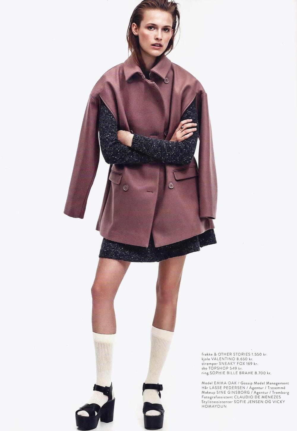 Gossip Emma October Models — 2014 In Oak Costume qnYPwxYS6O