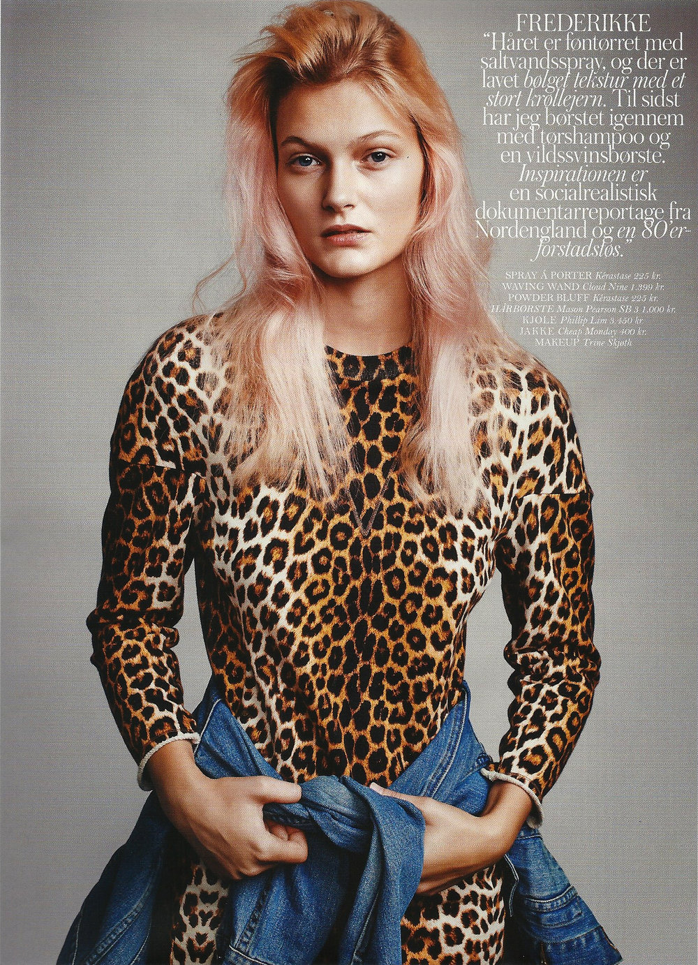 Frederikke Cover magazine Nov 13.jpg
