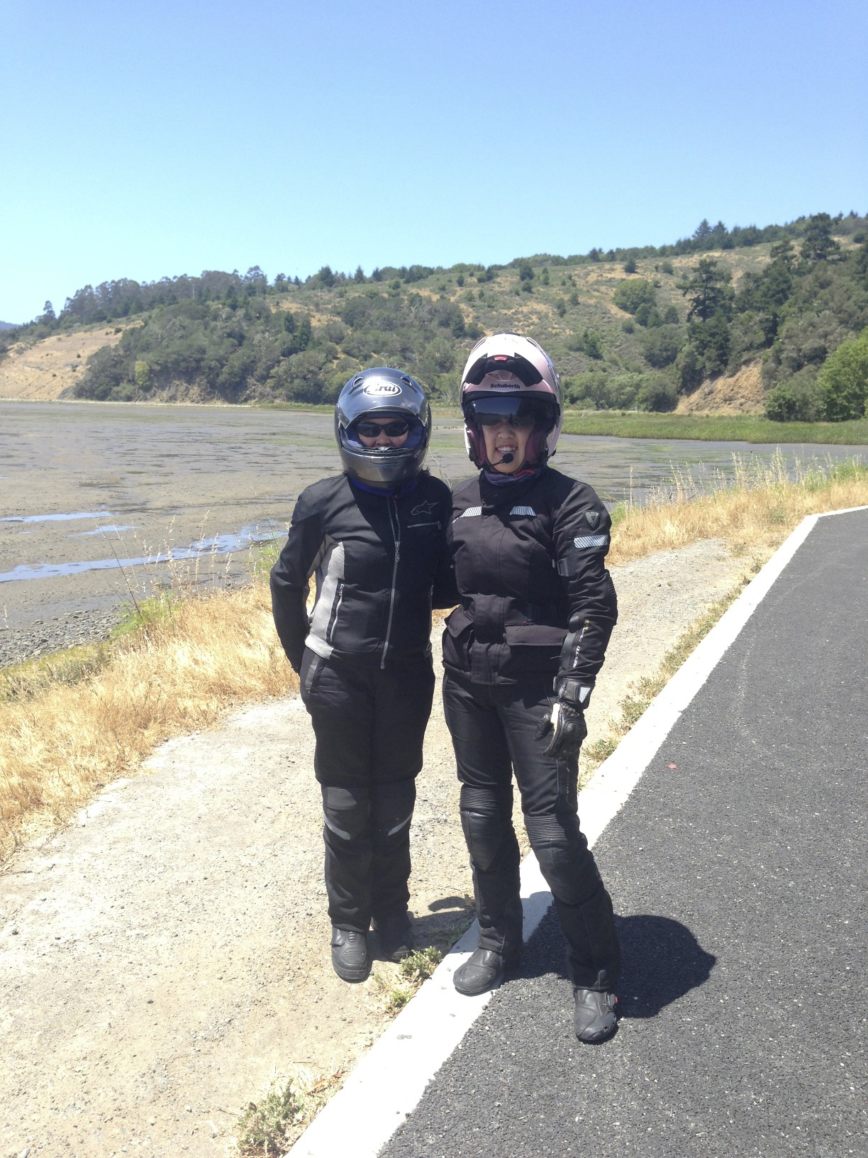 women motorcycle groups san francisco bay area