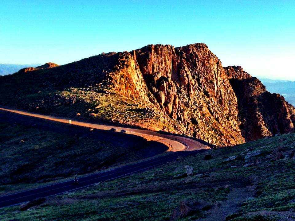 Pike's Peak 2013, Practice Days - Colorado