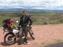 - Cristi's First Ride