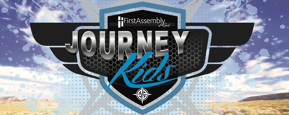 If you have kid's then First Assembly is the place for you! We don't just babysit, our highly trained and background checked staff will host and lead a church service for your kid's while you enjoy a cup of coffee in your service! We have Journey Kid's services for kid's of all ages!    Journey Kid's - 1st-5th Grade    Journey Kid's Juniors - 3-5 Years old    Journey Kid's Nursery - 2 and under    Check our Weekly Schedule page out for more information!