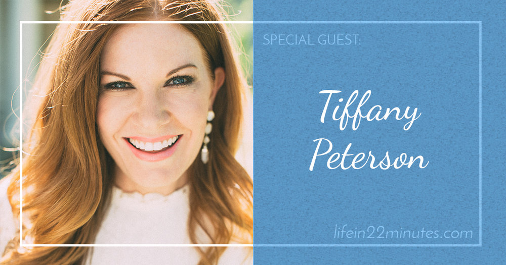 Today on Life in 22 Minutes Scott and Becky Mackintosh welcome special guest Tiffany Peterson, the founder of the Lighthouse Principles.  Tiffany is passionate about helping others overcome their limiting beliefs to breakthrough and achieve their personal and professional goals and dreams. On this episode, Tiffany shares proven success principles, weaknesses, strengths and goals.