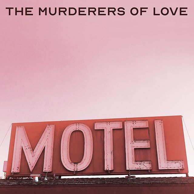 New cover for the upcoming @murderersoflove album.