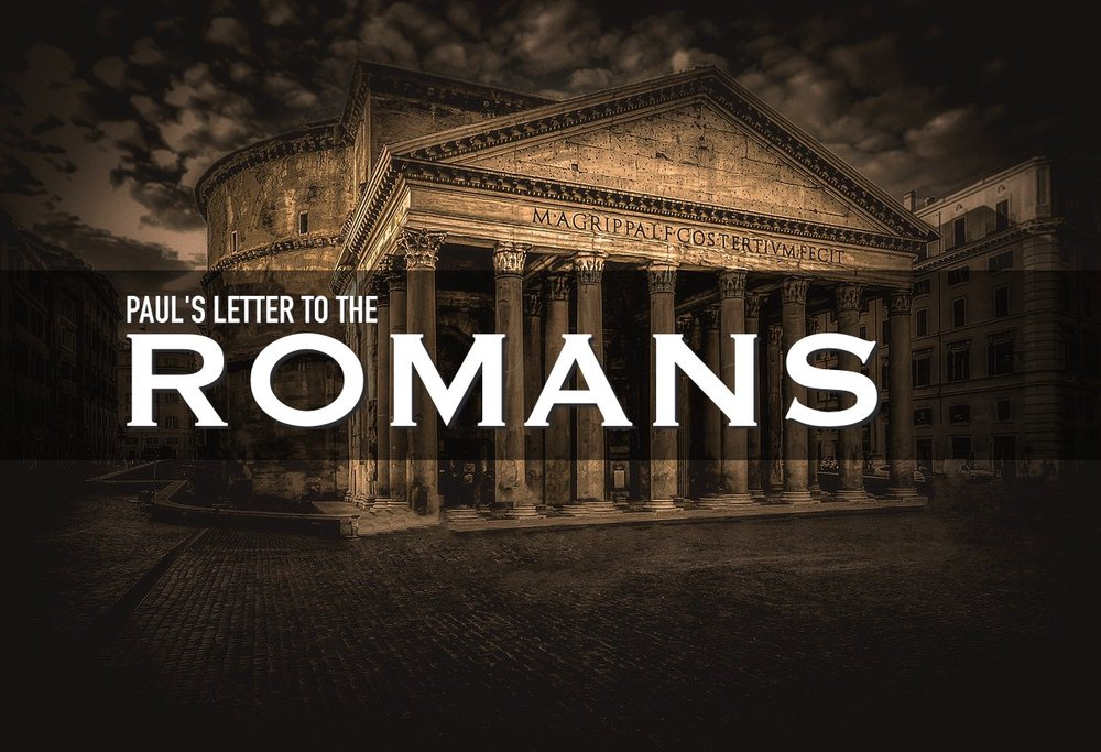 Romans - The apostle Paul wrote this letter in AD 57 to the church at Rome. This letter offers a very clear picture of early Christian doctrine and God's plan for the salvation of mankind. Listen in to this in-depth Bible study that is currently still in progress.