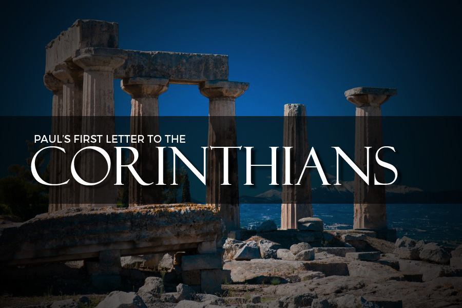 Study of 1 Corinthians - The church Paul had established at Corinth was having major problems - fighting between church members and compromised attitudes about sin. This letter gives us the early Christian perspective on many issues still crucial and divisive today. Listen to this 21-part Bible Study!