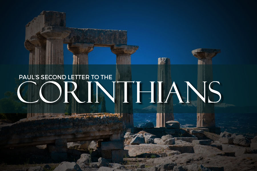 2 Corinthians - By the time of the writing of 2 Corinthians in AD 56, the church at Corinth had greatly improved from its previous condition. The main focus of this highly personal letter of Paul is Christian charity.