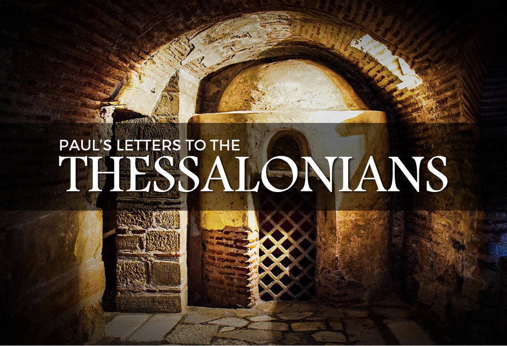 Thessalonians - Paul wrote two letters to the church at Thessaloniki only months apart. These scriptures were meant to encourage the new believers in the church there and to expound upon teachings about the end of time. Listen in to these two relatively short Bible studies.