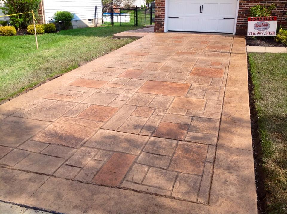 7 reasons contractors should do decorative concrete brickform training at solomon colors - Why you should consider concrete staining for your home ...