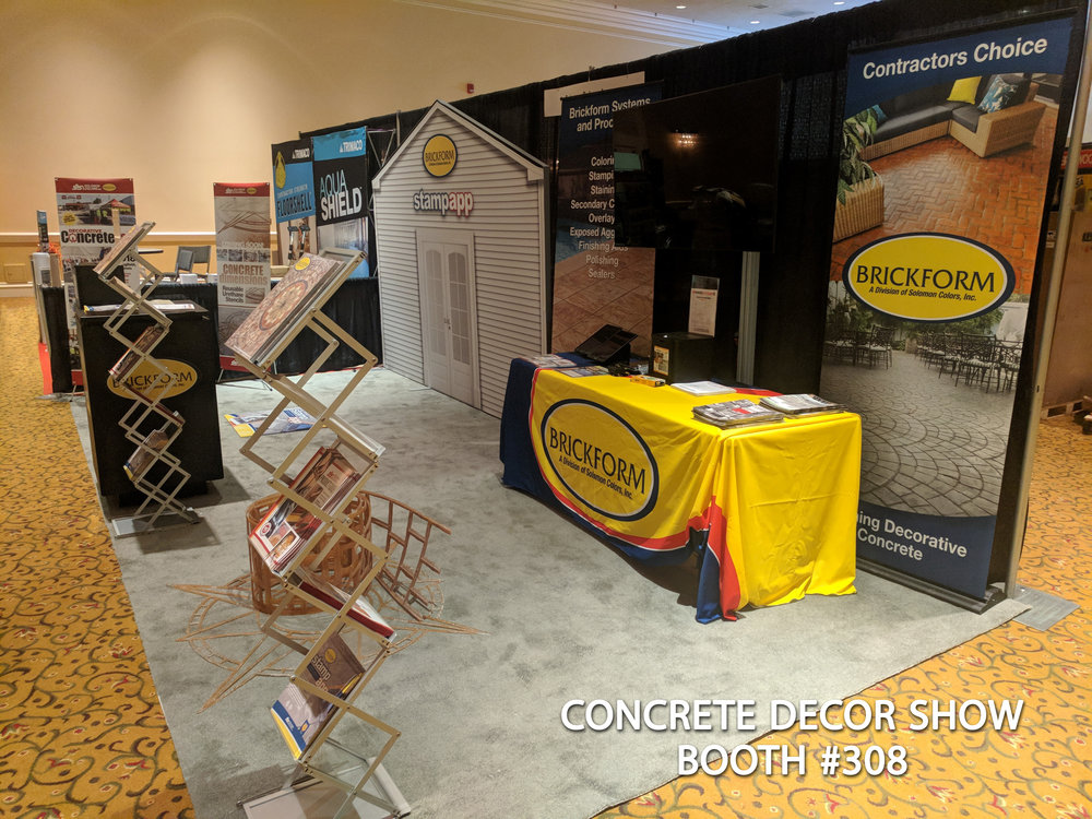Stop by Booth #308