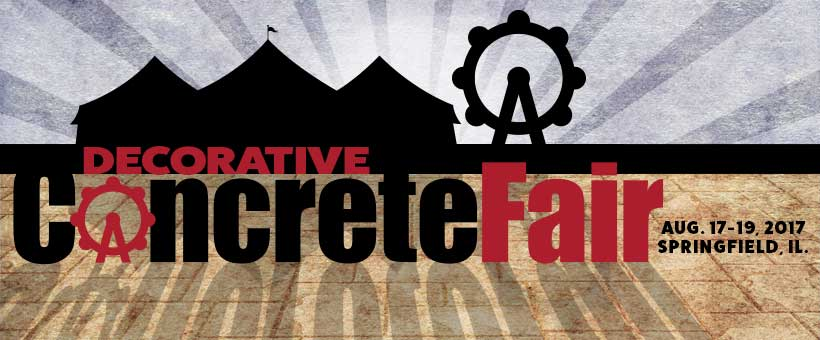 Decorative Concrete Fair