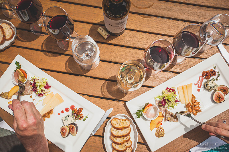 Wine, Cheese & Charcuterie Pairing at St Francis Winery