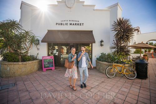 Santa Barbara, California , Public Market
