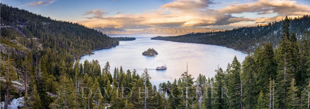 Lake Tahoe Paddle Wheeler