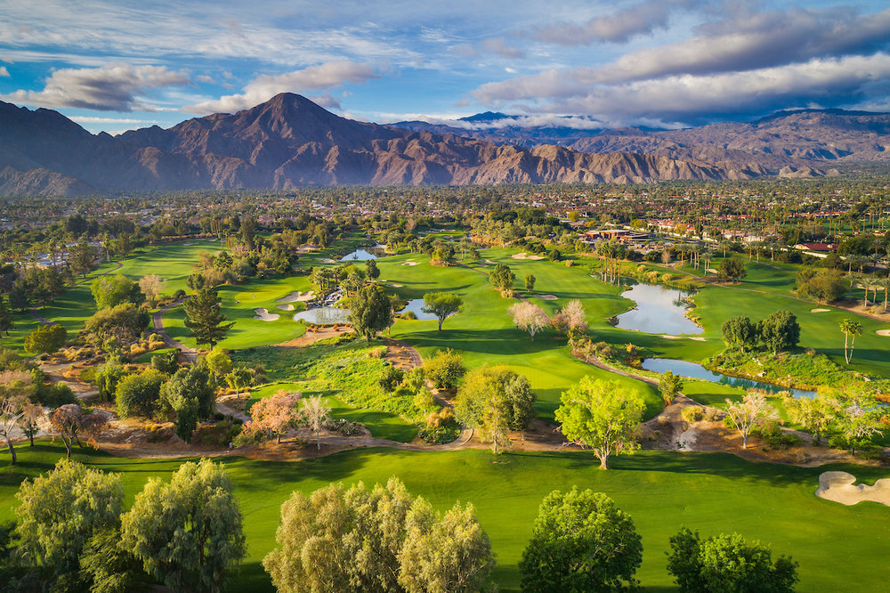Indian Wells Golf Resort, Palm Springs, California