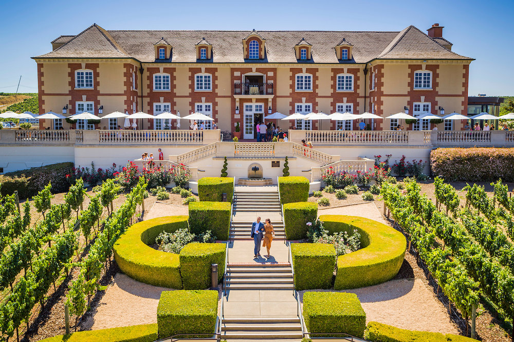 Domaine Carneros, Napa, California