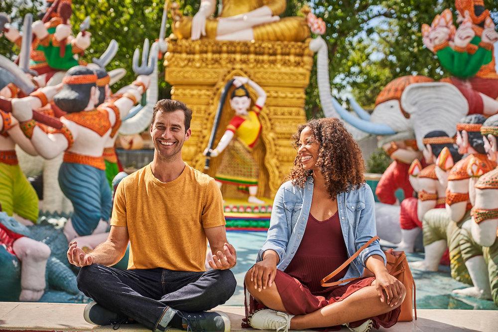Wat Dhammararam Buddhist Temple, Stockton, CA Wat Dhammararam Buddhist Temple, Stockton, California