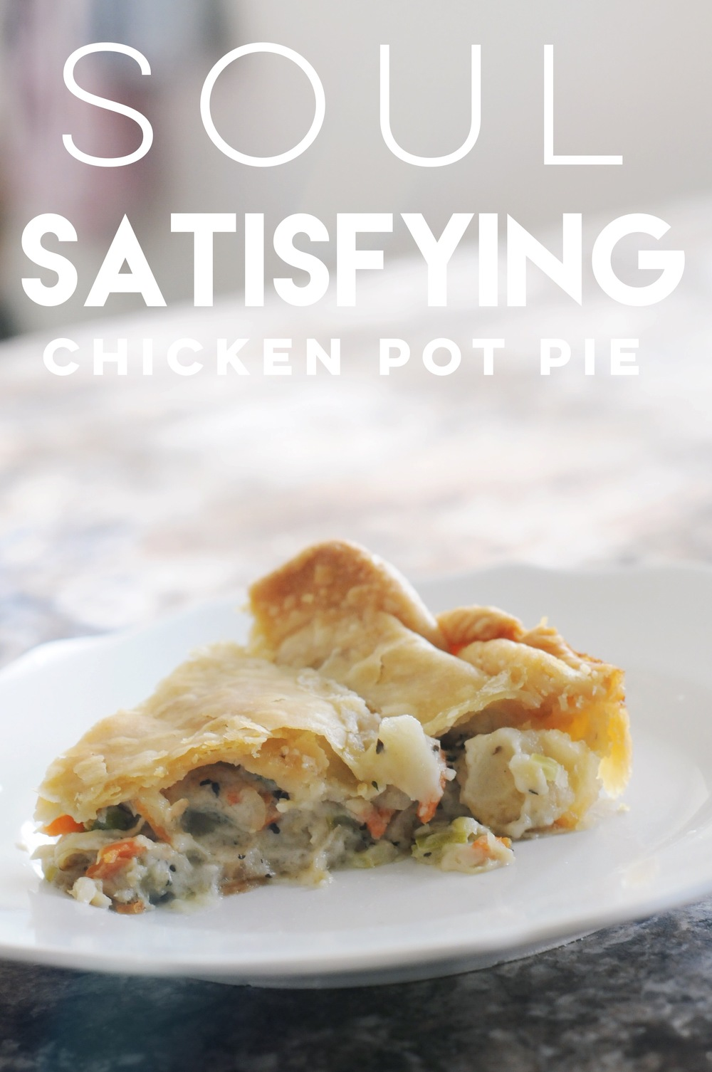 Soul satisfying chicken pot pie the joy in it forumfinder Images