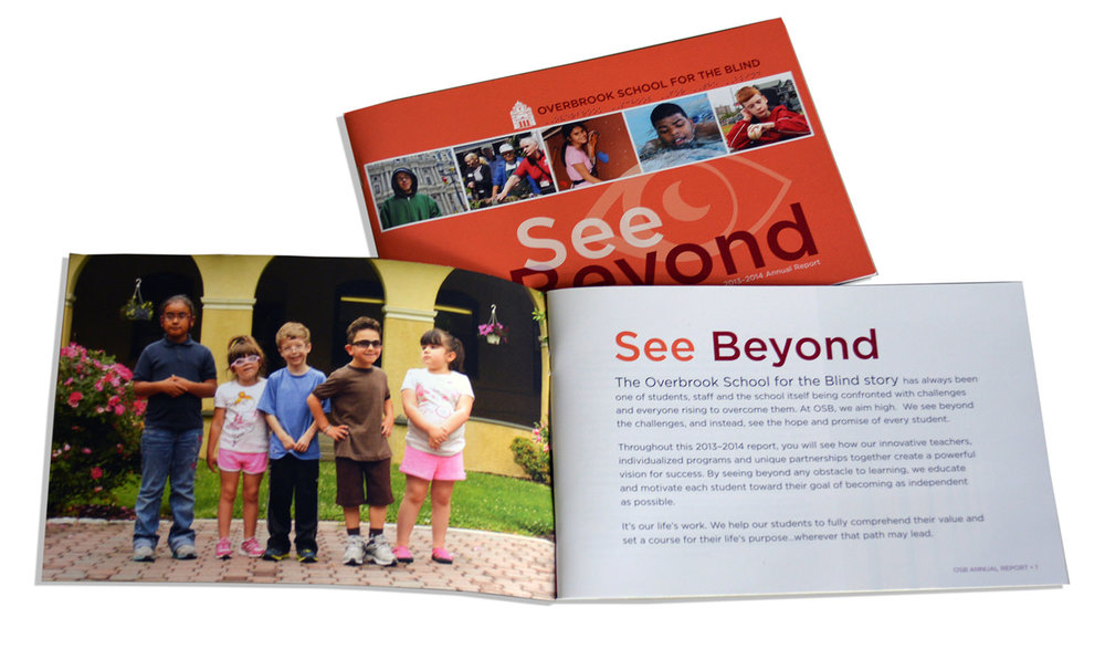 Overbrook School for the Blind 2014 Annual Report