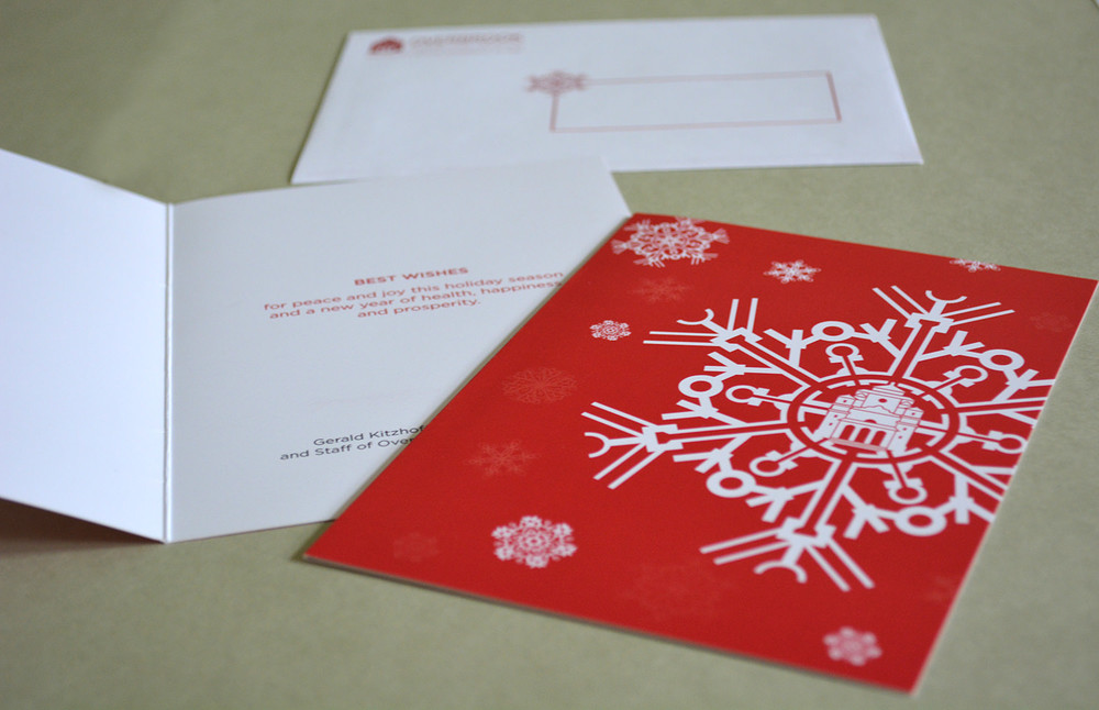 Overbrook School for the Blind Holiday Card