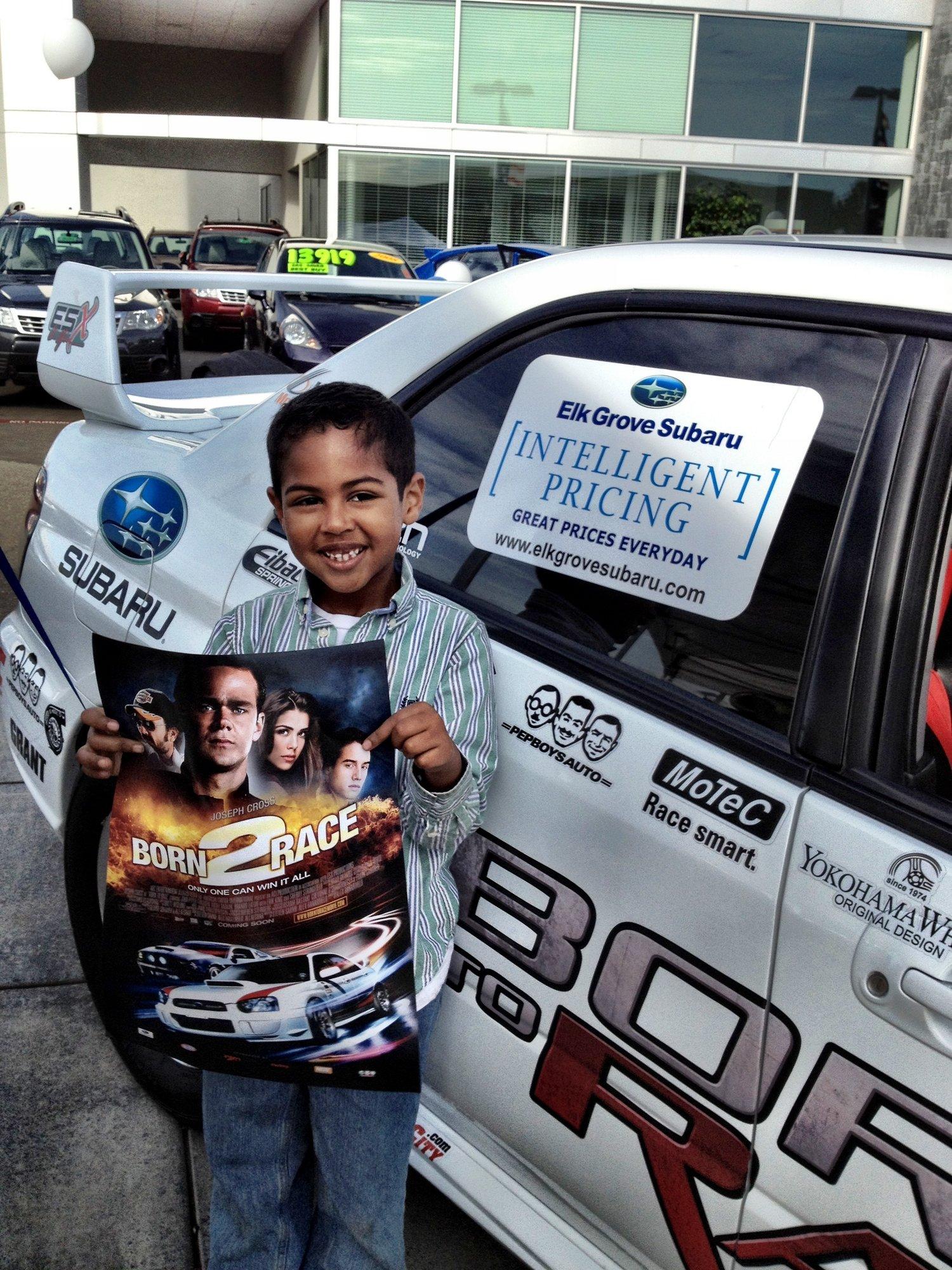 Elk Grove Subaru >> Elk Grove Subaru 11 13 11 Esx Entertainment