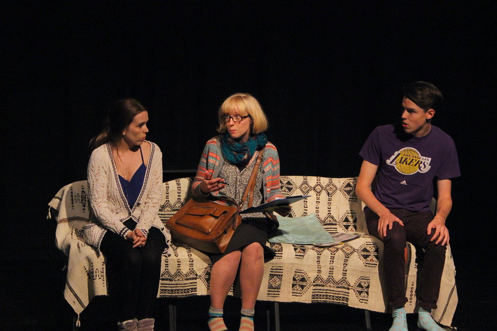 'Singles Night' play by Mark Ralph-Bowman